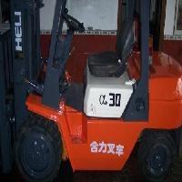 不同类型叉车在工业中的应用介绍