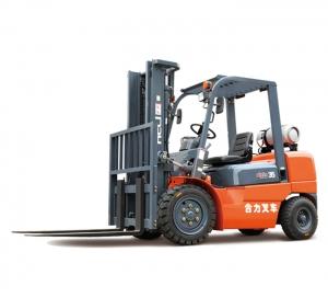 H2000系列 2-3.5吨柴油/汽油/液化气平衡重式叉车